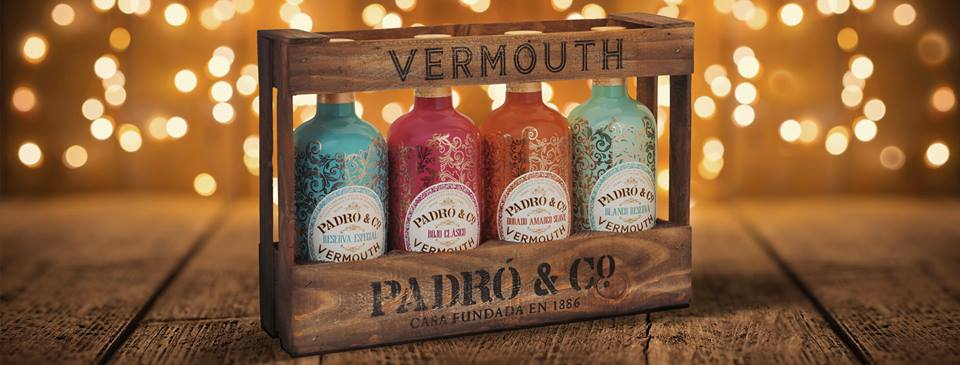 Packaging de vermouth