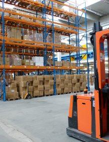 Packaging en logística