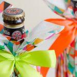 Packaging handmade para botellas
