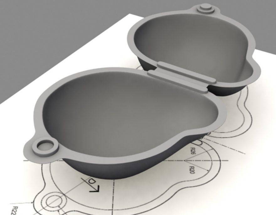 Diseño de Packaging en 3D