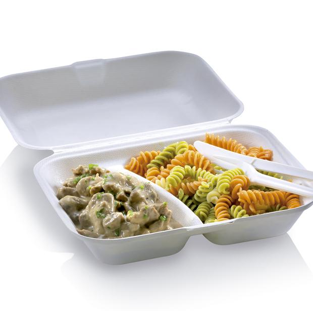 Envases biodegradables para alimentos
