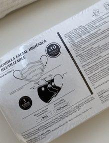 pack covid de protección y desinfección