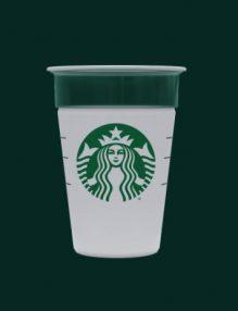 tazas reutilizables de cartón