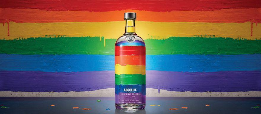 packaging para el orgullo LGTBI