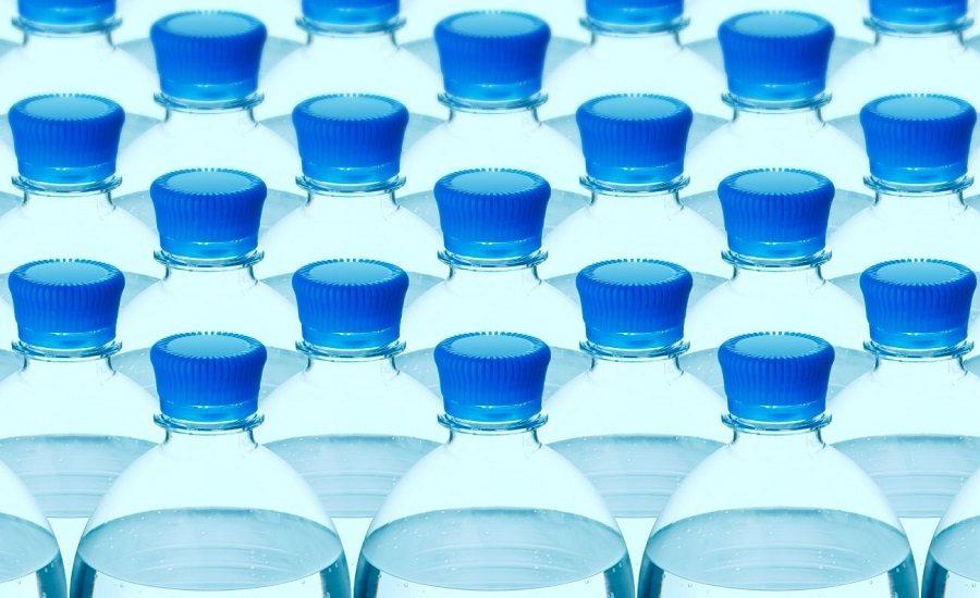 Packaging de agua mineral